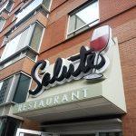 HCBA Summer Sizzle at Salute Restaurant in Hartford